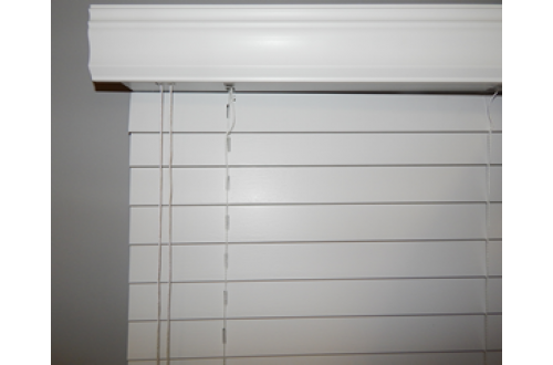 how to clean 2 inch faux blinds