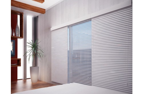 "Elite 2"" Faux Wood Blinds"