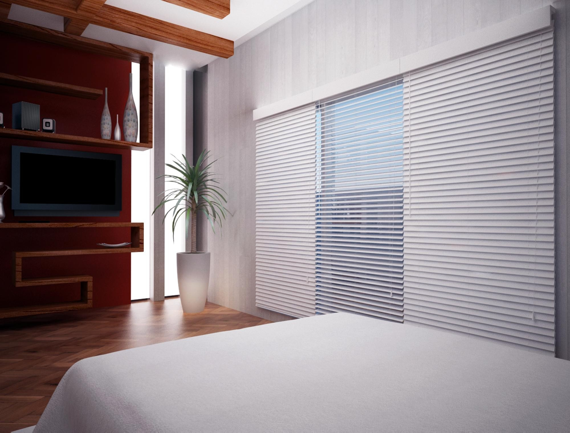 Prime Faux Wood Blinds