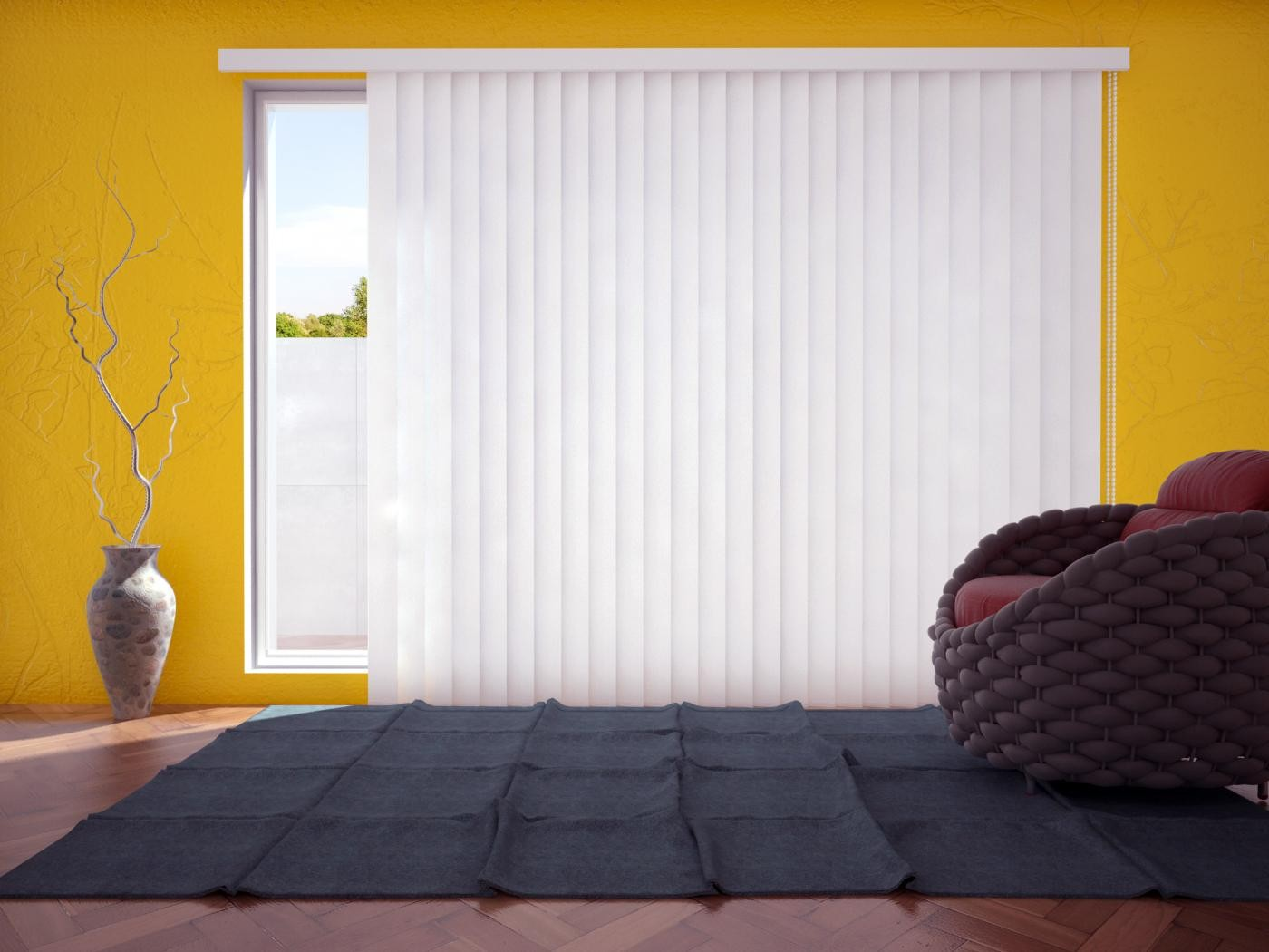 verticalblinds com selectblinds fw white vertical premium blinds textured