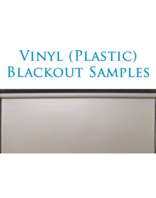 Vinyl (Plastic) Blackout SAMPLES