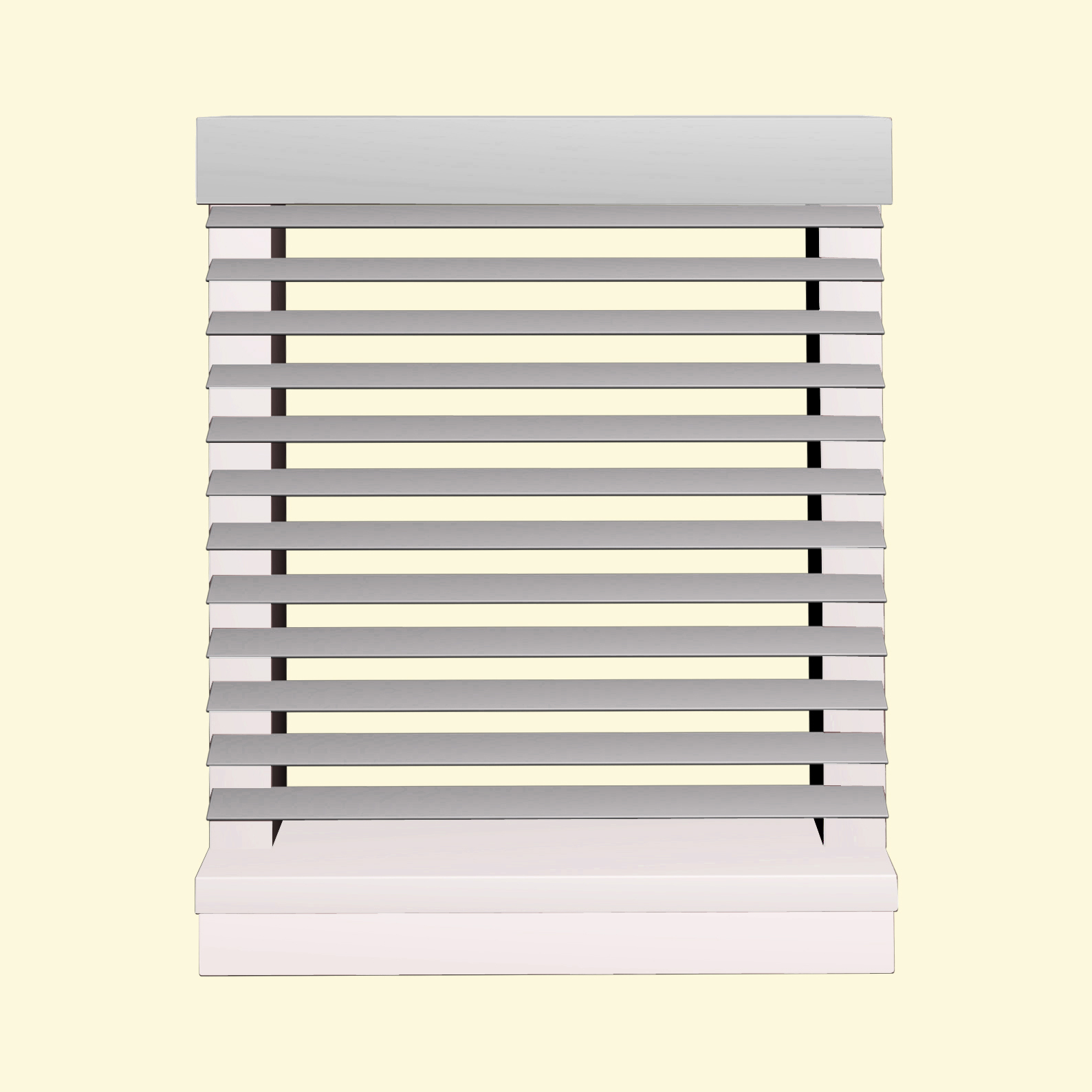 Hang Blinds Outside Window Frame: How To Measure
